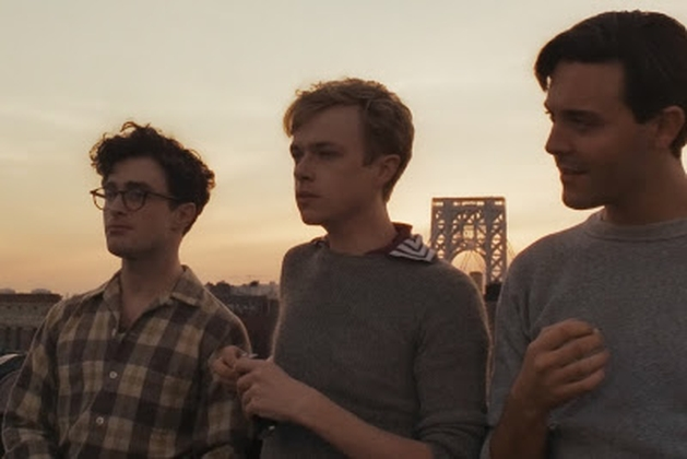 Trailer completo de Kill Your Darlings