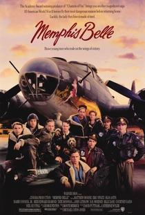 Memphis Belle - A Fortaleza Voadora - Poster / Capa / Cartaz - Oficial 1