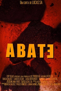 ABATE - Poster / Capa / Cartaz - Oficial 1