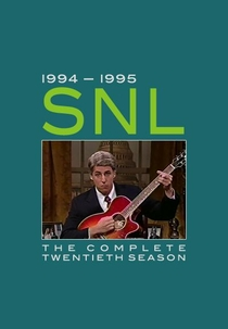Saturday Night Live (20ª Temporada) - Poster / Capa / Cartaz - Oficial 1