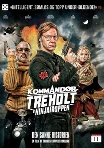 Comandante Treholt e Sua Tropa de Ninjas - Poster / Capa / Cartaz - Oficial 1