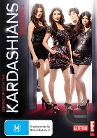 Keeping up with the Kardashians (4ª temporada) - Poster / Capa / Cartaz - Oficial 1