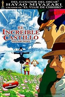 O Castelo Animado - Poster / Capa / Cartaz - Oficial 19