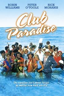 Clube Paraíso - Poster / Capa / Cartaz - Oficial 3