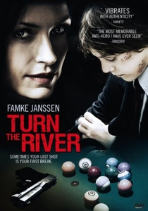 Turn the River - Poster / Capa / Cartaz - Oficial 2