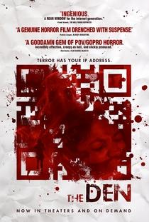 The Den - Poster / Capa / Cartaz - Oficial 1