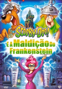 Scooby-Doo! A Maldição do Frankenstein - Poster / Capa / Cartaz - Oficial 3