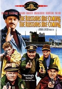 Os Russos Estão Chegando! Os Russos Estão Chegando! - Poster / Capa / Cartaz - Oficial 2
