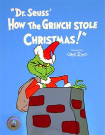 Como o Grinch Roubou o Natal! - Poster / Capa / Cartaz - Oficial 4