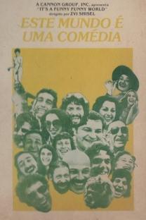 Este Mundo é uma Comedia - Poster / Capa / Cartaz - Oficial 1