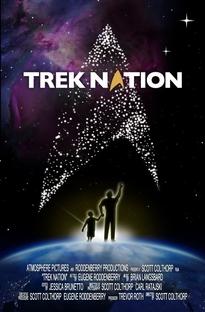 Nação Trekker - Poster / Capa / Cartaz - Oficial 1