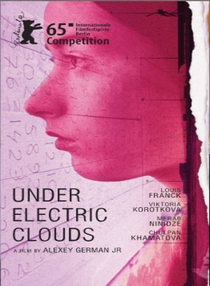 Sob Nuvens Elétricas - Poster / Capa / Cartaz - Oficial 3