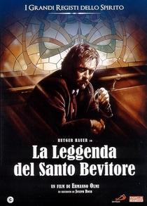 A Lenda do Santo Beberrão - Poster / Capa / Cartaz - Oficial 1