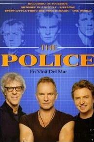 The Police - En Viña del Mar - Poster / Capa / Cartaz - Oficial 1