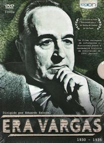 Era Vargas - Poster / Capa / Cartaz - Oficial 1