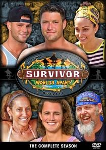 Survivor: Worlds Apart (30ª temporada) - Poster / Capa / Cartaz - Oficial 1