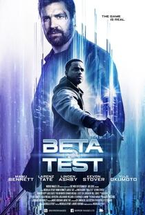 Beta Test - Poster / Capa / Cartaz - Oficial 1