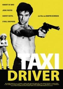 Taxi Driver - Poster / Capa / Cartaz - Oficial 1