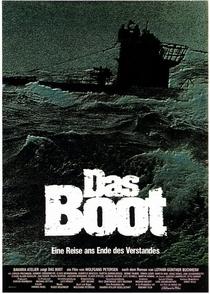 O Barco, Inferno no Mar - Poster / Capa / Cartaz - Oficial 1