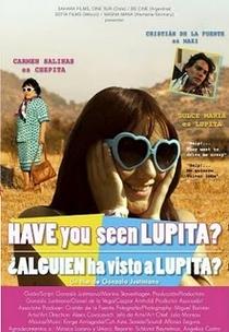 ¿Alguien ha visto a Lupita? - Poster / Capa / Cartaz - Oficial 1