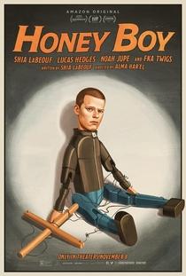 Honey Boy - Poster / Capa / Cartaz - Oficial 5