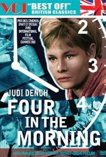 Four in the Morning - Poster / Capa / Cartaz - Oficial 1
