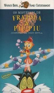 Os Mistérios de Frajola & Piu-Piu (3ª Temporada) - Poster / Capa / Cartaz - Oficial 1