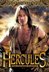 Hércules: A Lendária Jornada (3ª Temporada) - Poster / Capa / Cartaz - Oficial 1