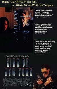 O Rei de Nova York - Poster / Capa / Cartaz - Oficial 9