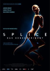 Splice - A Nova Espécie - Poster / Capa / Cartaz - Oficial 6