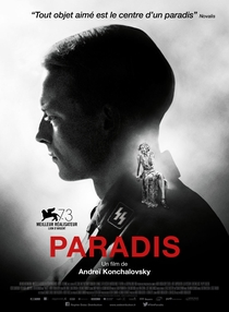 Paraíso - Poster / Capa / Cartaz - Oficial 3