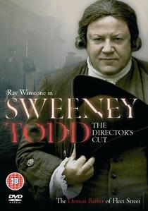 Sweeney Todd: O Barbeiro Canibal - Poster / Capa / Cartaz - Oficial 3