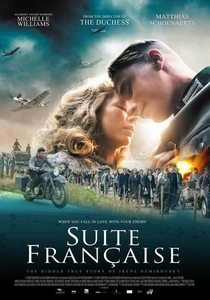 Suite Francesa - Poster / Capa / Cartaz - Oficial 4