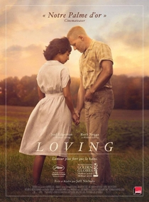 Loving: Uma História de Amor - Poster / Capa / Cartaz - Oficial 2