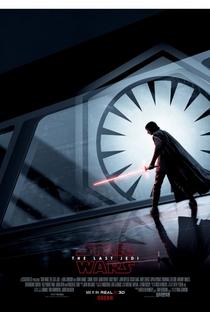 Star Wars, Episódio VIII: Os Últimos Jedi - Poster / Capa / Cartaz - Oficial 29