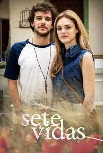 Sete Vidas - Poster / Capa / Cartaz - Oficial 2