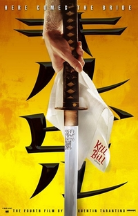 Kill Bill: Volume 1 - Poster / Capa / Cartaz - Oficial 1