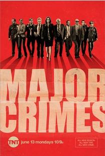 Major Crimes (5ª Temporada) - Poster / Capa / Cartaz - Oficial 1