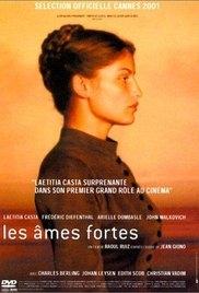 Almas Fortes - Poster / Capa / Cartaz - Oficial 1