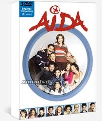 Aída - Poster / Capa / Cartaz - Oficial 1