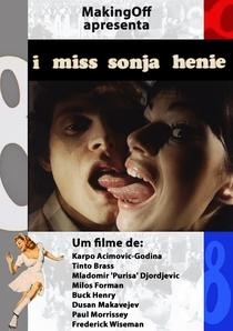 I Miss Sonia Henie - Poster / Capa / Cartaz - Oficial 1