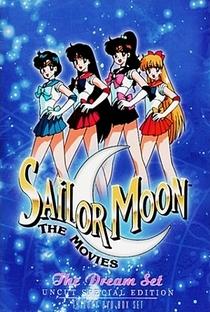 Sailor Moon 1: A Promessa da Rosa - Poster / Capa / Cartaz - Oficial 2