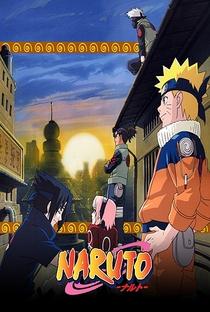 Naruto (1ª Temporada) - Poster / Capa / Cartaz - Oficial 4