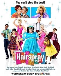 Hairspray Live! - Poster / Capa / Cartaz - Oficial 1