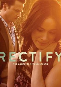 Rectify (2ª Temporada) - Poster / Capa / Cartaz - Oficial 2