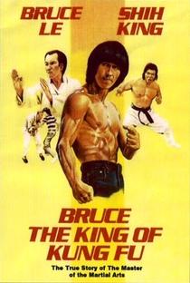 Bruce, King of Kung Fu - Poster / Capa / Cartaz - Oficial 1