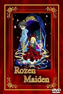 Rozen Maiden (1ª Temporada) - Poster / Capa / Cartaz - Oficial 22