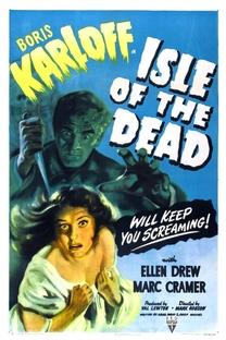 Ilha dos Mortos - Poster / Capa / Cartaz - Oficial 2