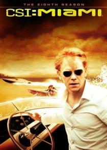 CSI: Miami (8ª Temporada) - Poster / Capa / Cartaz - Oficial 1