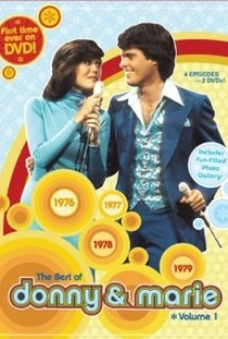 Donny and Marie (1ª Temporada)  - Poster / Capa / Cartaz - Oficial 1